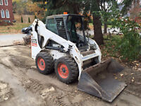 2008 Bobcat S175 Skid Steer w/ Hand & Foot Control only 1750hrs