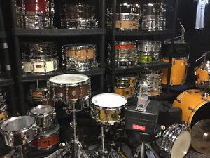 DRUM STUFF - Snares - Tama - Pearl - Yamaha - Ludwig - SNARES