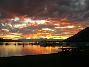 Available Aug 18 - Sept 8, lakeside condo near Sandpoint Idaho