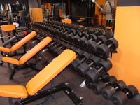 FULLY EQUIPPED MMA GYM