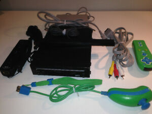 Nintendo Wii Console with 6 Games,