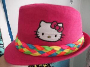 chapeau pour fillette