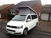 VW T5 Startline TDI, 2015, 1968cc, Sleeps 4, 5 Seat Belts, NEW PRICE