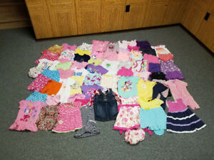 Girls Clothing Size 12-18 Months