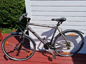 Scott P5 hybrid cycle