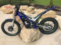 2017 Sherco ST 300cc Trials Bike