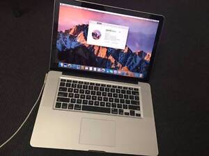 """Apple MacBook Pro """"Core i7"""" 2.3, 15"""", 4GB, 500GB Mid 2012 - A1286 Seymour Mitchell Area Preview"""