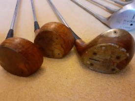 3 Woods Golf sticks