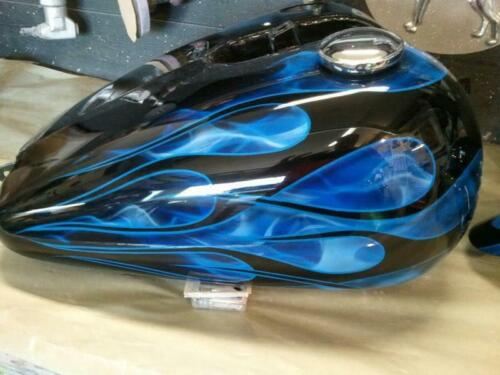 HARLEY-DAVIDSON PAINT JOB !!! LOTS OF CUSTOM COLORS AND DESIGNS !!!