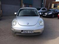 Volkswagen Beetle 1.6 - 2001 Y-REG - FULL 12 MONTHS MOT
