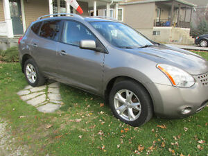 2008 Nissan Rogue SL SUV, Crossover Windsor Region Ontario image 1
