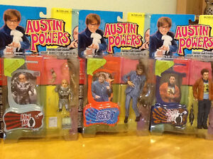 MCFARLANES AUSTIN POWERS SERIES ONE AND TWO London Ontario image 5