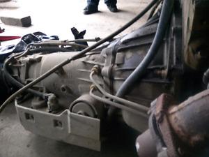 4l60e transmission 70K from Chev 4x4