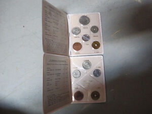 For Sale: 1970 and 1971 Japanese Coin Sets London Ontario image 1