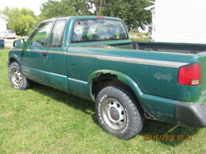 1995 GMC Sonoma AS-IS!!
