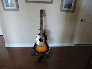 12 String Celebrity Electric Acoustic Ovation Guitar