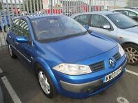 Renault Megane 1.9dCi Dynamique**120BHP**NEW MOT**GREAT SERVICE HISTORY**