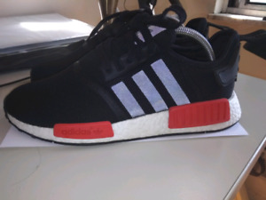 Bred Nmd Size 9.5 mens Great Condition!