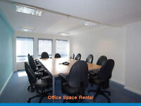 Co-Working * Beech Street - EC2Y * Shared Offices WorkSpace - City Of London
