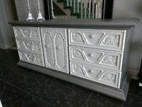 Custom Painting for kitchen cabinets and furniture