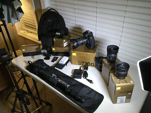 COMPLETE NIKON D7100 PACKAGE Cambridge Kitchener Area image 8