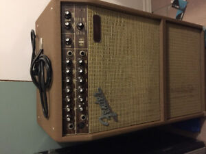 Fender Acoustasonic - Acoustic Guitar Amp with SFX