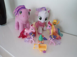 Ensemble my little pony
