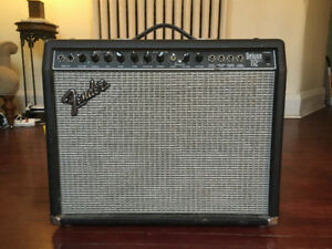 Fender Deluxe 112 Plus Amplifier