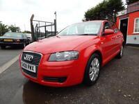 2008 Audi A3 1.6 Special Edition 5dr Low mileage,2 keys,12 months mot,Warrant...