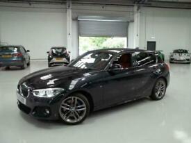 image for 2017 BMW 1 Series 2.0 125d M Sport Auto (s/s) 5dr