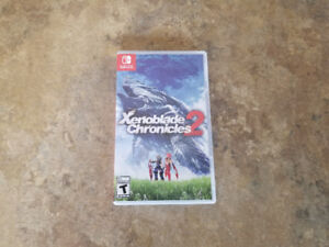 Xenoblade Chronicles 2 (great condition)