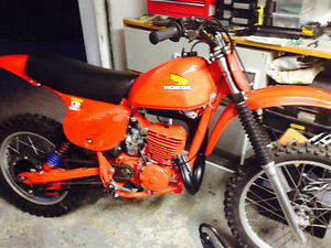 Used 1978 Honda CR