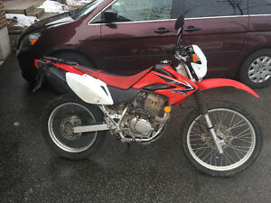 CRF230L sold pending pickup