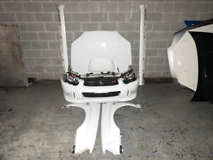 JDM Subaru Impreza WRX STI V8 2004-2005 Front End Nose Cut Carbo