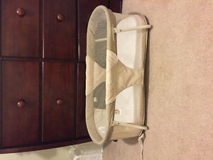 Summer cosleeper bassinet