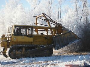 Custom land Clearing & land breaking with 25 yrs exp.