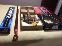 The Walking Dead rockmaster limited edition guitar with