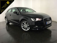 2013 AUDI A3 SPORT TDI 148 BHP 1 OWNER SERVICE HISTORY FINANCE PX WELCOME
