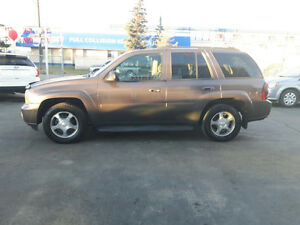 CHEVROLET TRAILBLAZER 4x4, NICE, Finance @ $400 MO oac