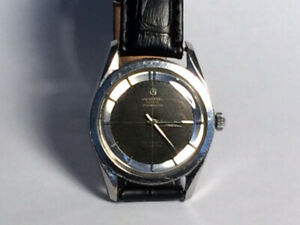 Vintage Universal Geneve Polerouter Watch