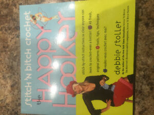 The Happy Hooker Stitch 'n Bitch by debbie stoller