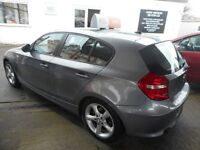 BMW 116i SPORT (space grey) 2009