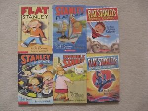 Flat Stanley Chapter Books