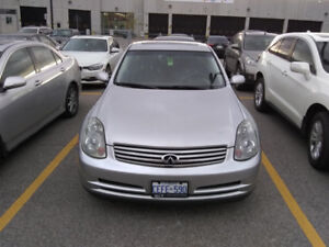 2004 G35x 157,000 KMS!