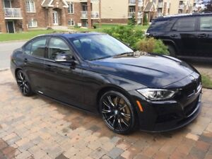 2015 BMW 3-Series 335i X Drive M Performance Package