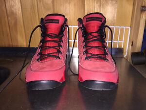 "Jordan 9 ""Motorboat Jones"" (no box)"