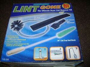 NEW HOME INNOVATION DRYER LINT CLEANER Sarnia Sarnia Area image 1