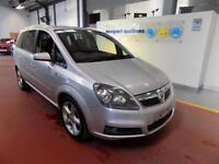 Vauxhall/Opel Zafira 1.9CDTi 16v ( 150ps ) 2007MY SRi