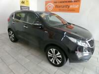 BLACK KIA SPORTAGE 2.0 CRDI KX-3 ***FROM £271 PER MONTH***