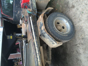 2005 Dodge Power Ram 3500 Red Other